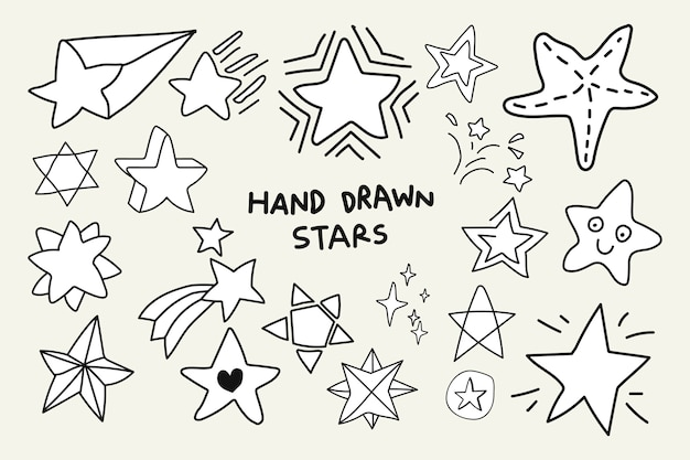 Doodle Stars Images Free Vectors Stock Photos Psd 4,000+ vectors, stock photos & psd files. https www freepik com free photos vectors doodle stars