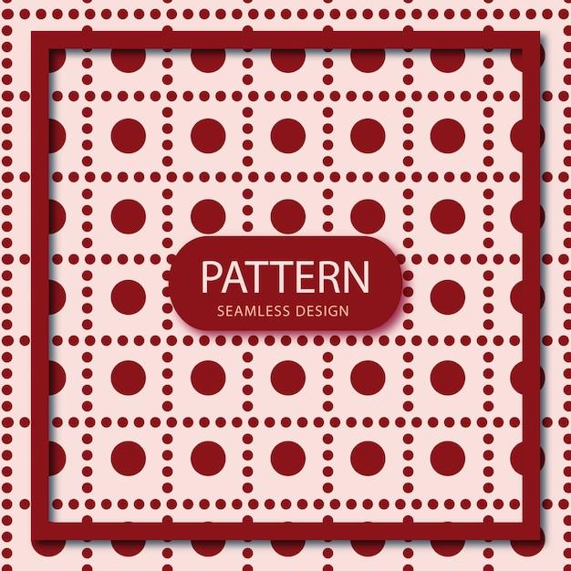 Dots pattern Premium Vector