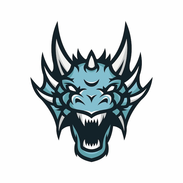 dragon vector icon illustration mascot vector premium download rh freepik com dragon vectoriel free dragon vector game