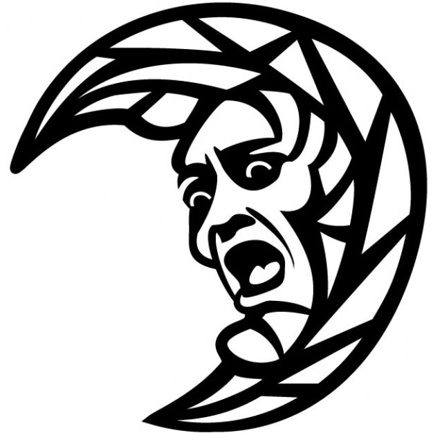 Human face vector free download - photo#34