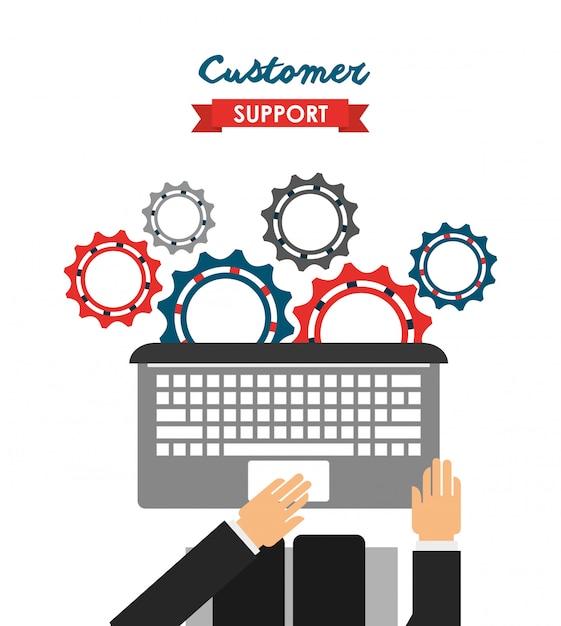 E-mail маркетинг иллюстрация Бесплатные векторы