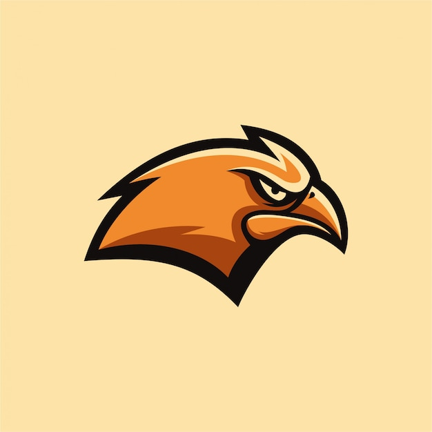 Eagle logo Premium Vector