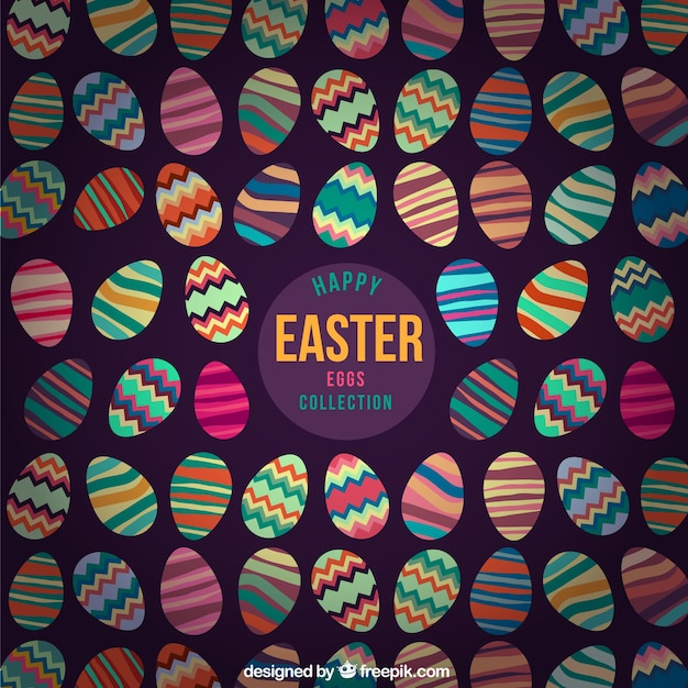 Free Easter Egg Vector