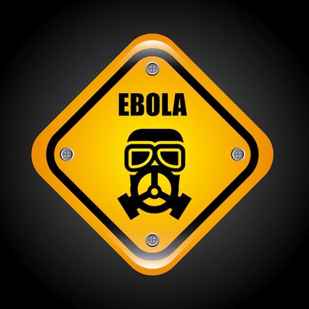 Ebola Free Vector