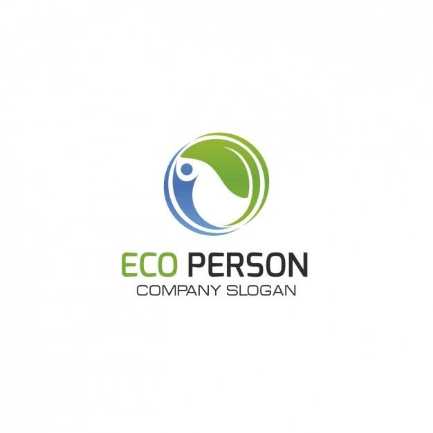 Ecologic Company Logo Template