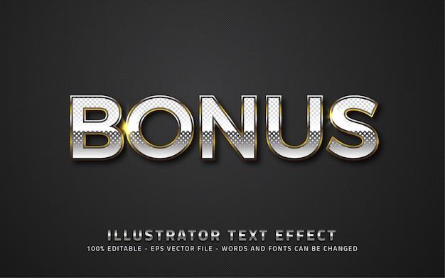 Editable text effect, bonus style illustrations Premium Vector