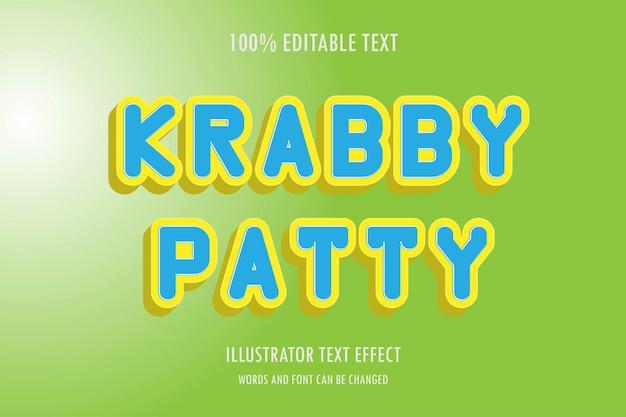 Редактируемый текстовый эффект, легко редактируемый шрифт, стиль и эффект Premium векторы