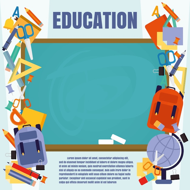 education Free Vector