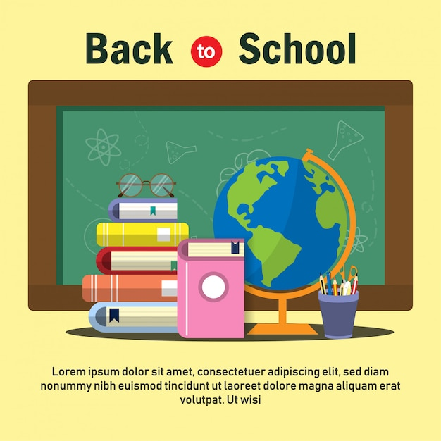 Education Premium Vector