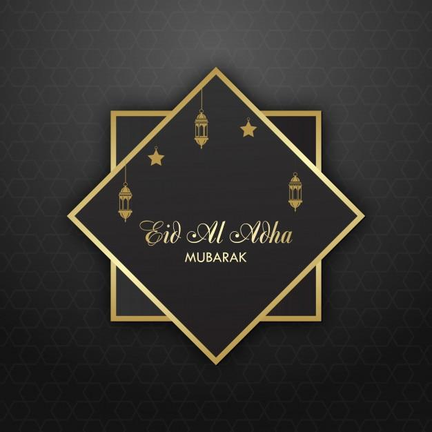 Eid al adha greeting card with arabic ornament vector premium download eid al adha greeting card with arabic ornament premium vector m4hsunfo