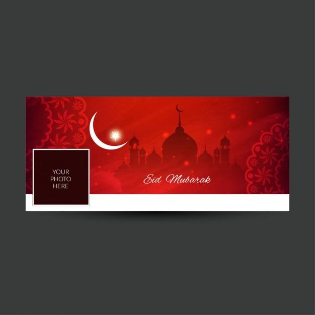 Eid mubarak facebook timeline cover vector free download eid mubarak facebook timeline cover free vector m4hsunfo