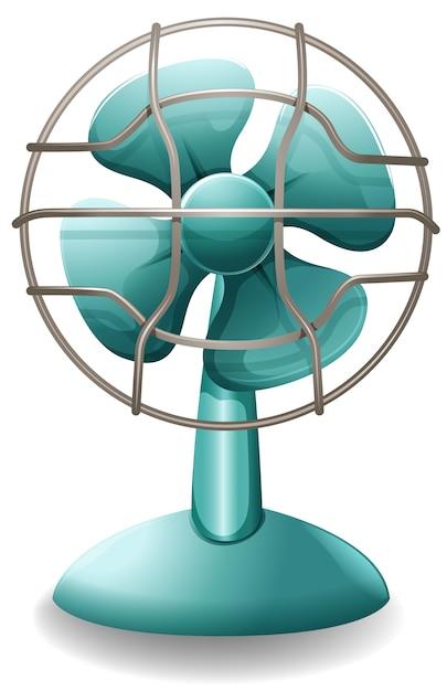 Ventilatore elettrico Vettore gratuito