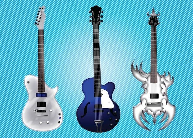 electric guitar vectors vector free download. Black Bedroom Furniture Sets. Home Design Ideas