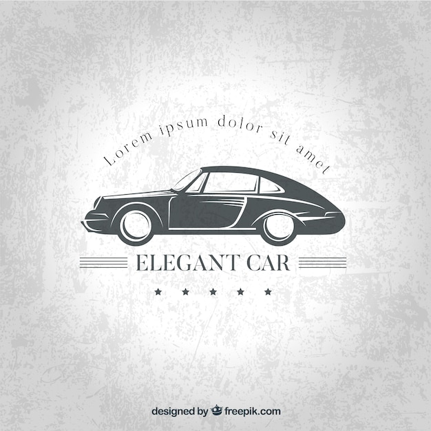 Elegance car concept