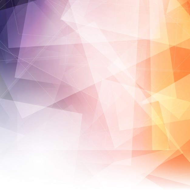 Elegant Abstract Background With Geometric Shapes