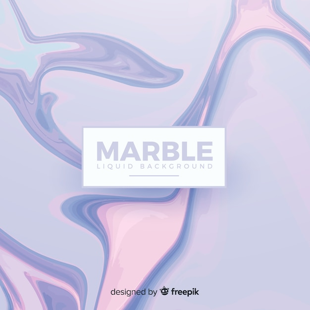 Elegant abstract background with marble texture Free Vector