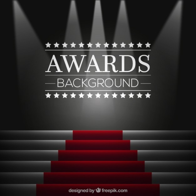 Elegant awards background Vector | Free Download