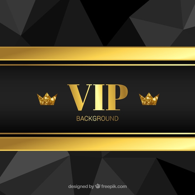 elegant background golden with crowns