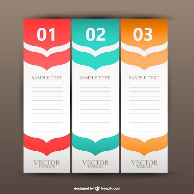 Elegant banner templates Vector | Free Download