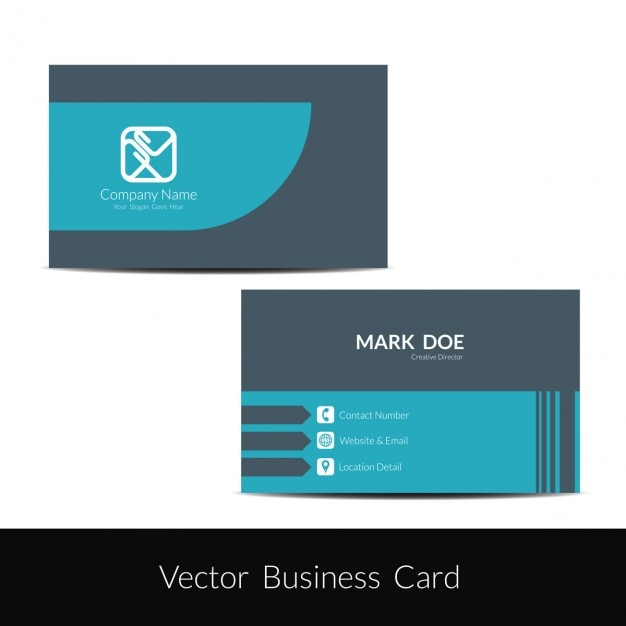 Elegant business card template vector free download elegant business card template free vector accmission Image collections