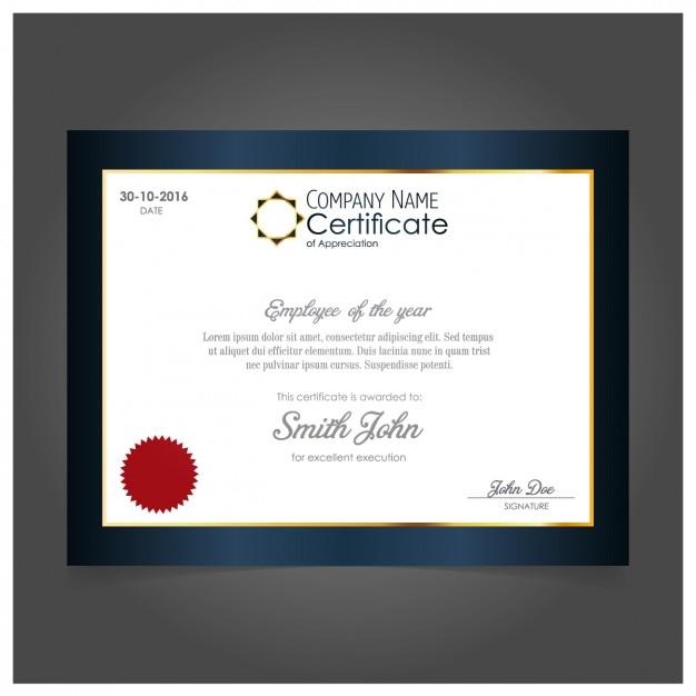 download vector elegant certificate design vectorpicker