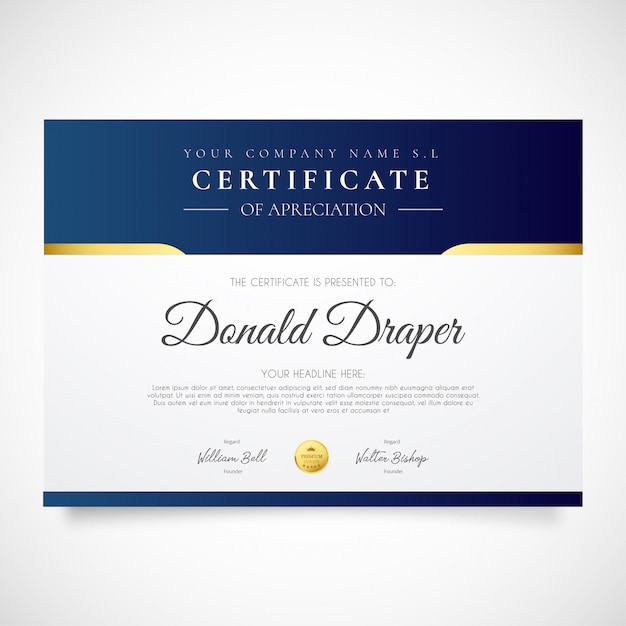 Certificate Border | Free Vectors, Stock Photos & PSD