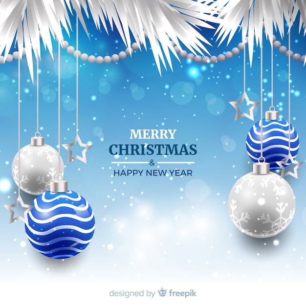Christmas Background Design.Elegant Christmas Background With Realistic Design Vector