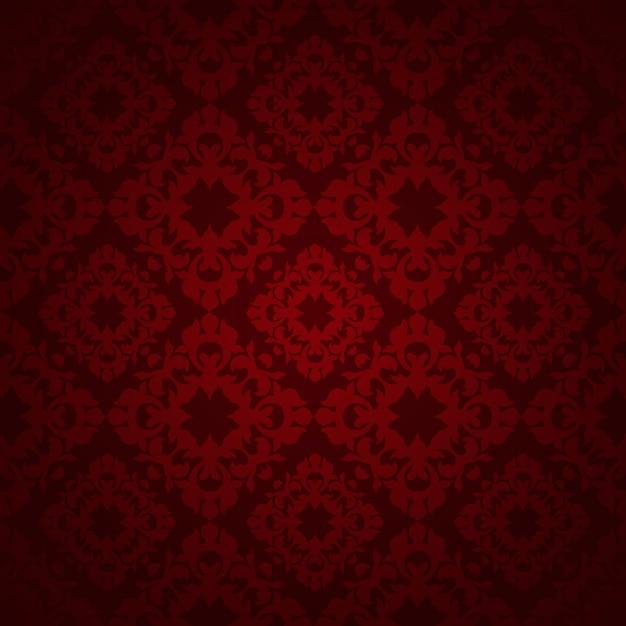 Elegant decorative pattern background Premium Vector