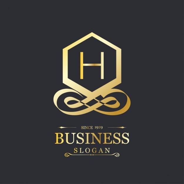 Luxury Letter H Logo