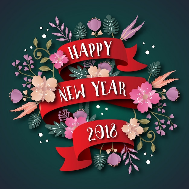 Greeting Card Designs For New Year