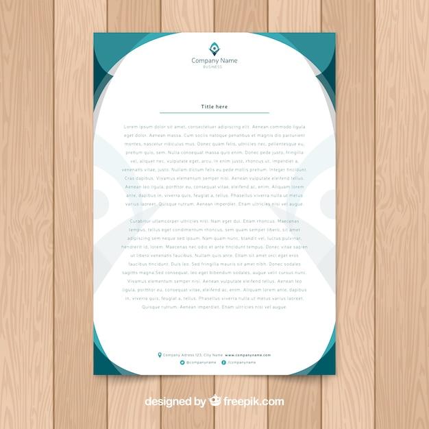 Elegant letterhead template vector free download elegant letterhead template free vector maxwellsz