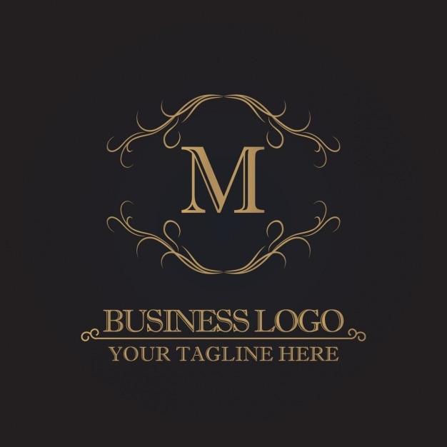 elegant logo template design vector free download