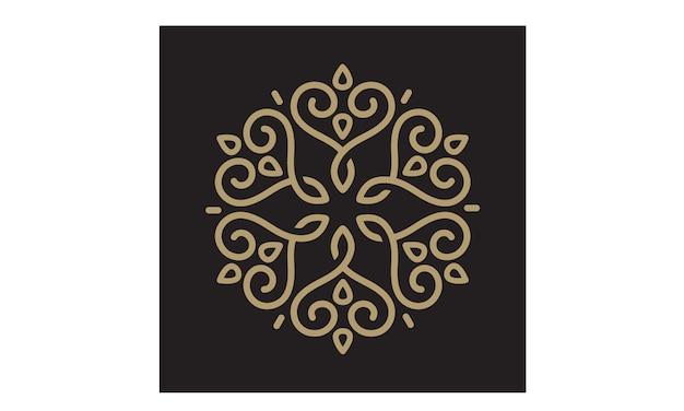 Elegant ornament / pattern vector Premium Vector