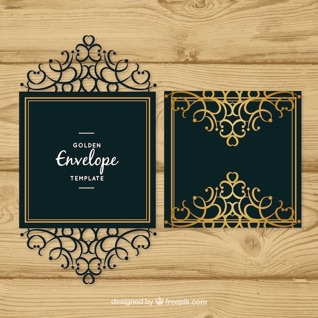 Elegant ornamental envelope vector free download elegant ornamental envelope free vector stopboris Choice Image