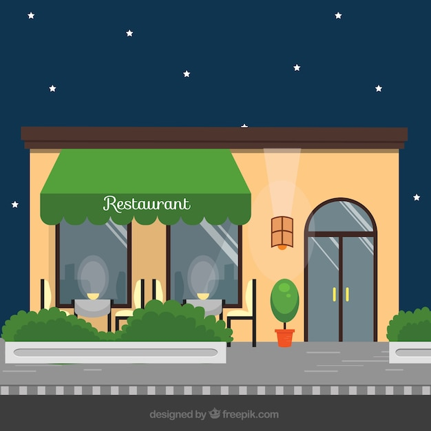 Restaurant Facade restaurant facade vectors, photos and psd files | free download