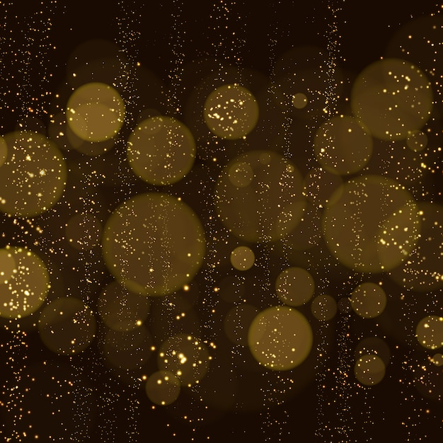 Elegant Royal Lighting Effect Background Free Vector