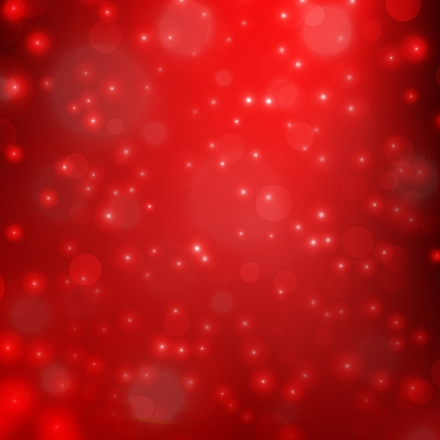 Elegant Valentine Background with Lighting Effect Free Vector