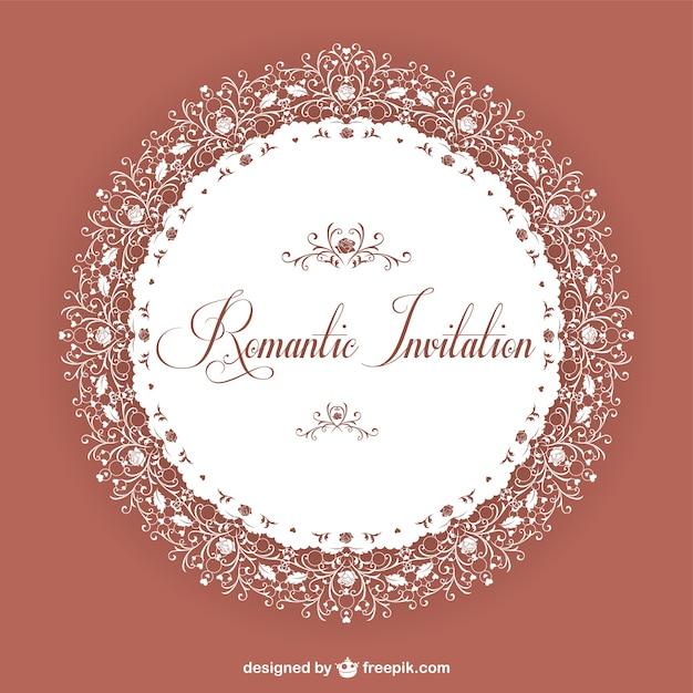 Retro Wedding Invitation is nice invitation sample