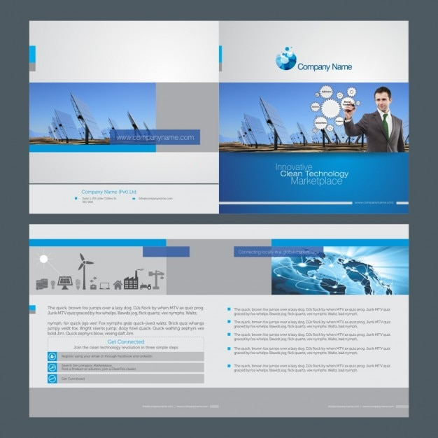 Energy Technology Brochure  Stock Images Page  Everypixel