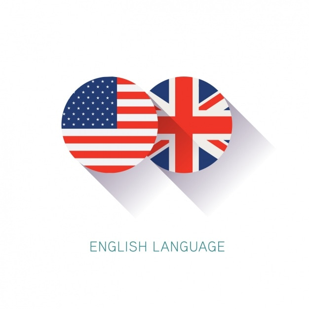 English design background Free Vector