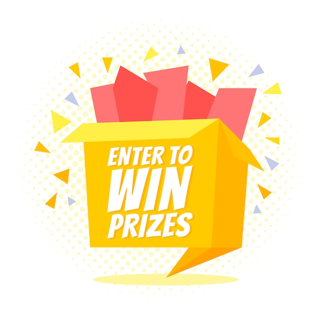 Runing a contest giveaway is another way to increase engagement on social media profile
