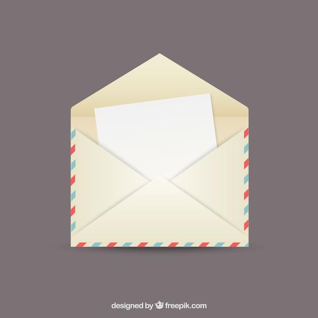 Envelope Premium Vector