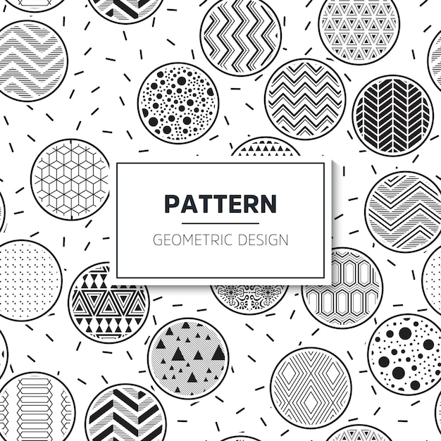 Ethnic floral seamless pattern with mandalas Free Vector