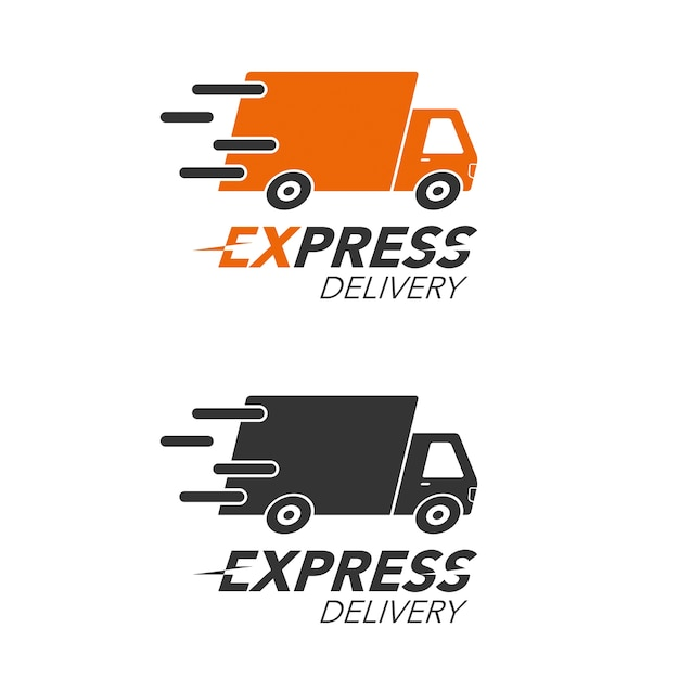 express delivery icon concept vector premium download