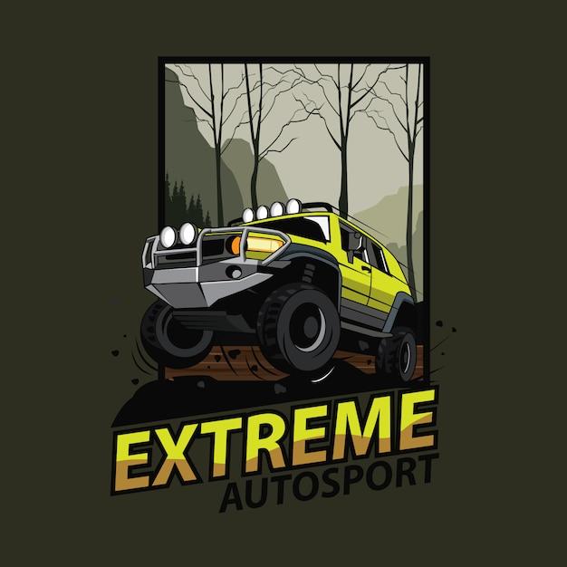 Extreme sport adventure Vector   Premium Download