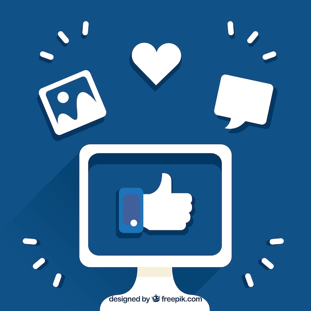 how to change thumbs up on facebook