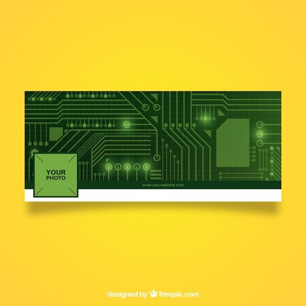 Facebook circuit cover