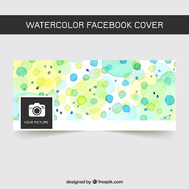 Facebook watercolor cover