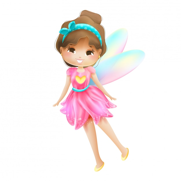 Fairy godmother Free Vector