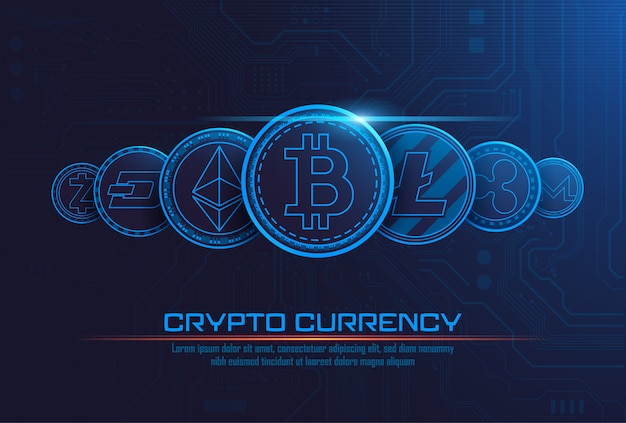 Famous cryptocurrency